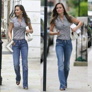 Diesel Jeans Ronhar Bootcut Denim Kate Middleton